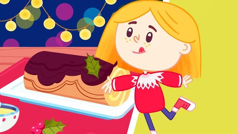 Катя и Эф Куда угодно дверь Центр земли Развивающий мультфильм для детей