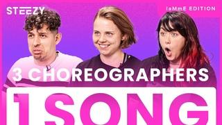 3 Dancers Choreograph To The Same Song – Ft. Phillip Chbeeb, Jaja Vankova, & Tam Rapp |
