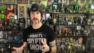 Lyle Blackburn - 'Creatures and Cryptids' Monster Office Tour