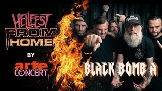 Black Bomb A au Hellfest 2021 - ARTE Concert