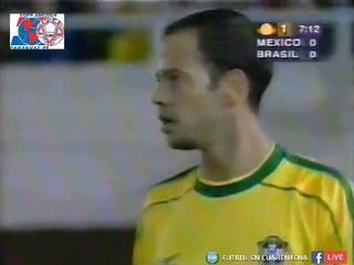 14/07/1999   México 0 - Brasil 2   SEMIFINAL   COPA AMÉRICA PARAGUAY 99 (COMPLETO)