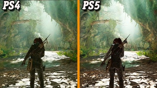 Shadow of the Tomb Raider | PS5 60 FPS (New Update) vs PS4 | Graphics Comparison