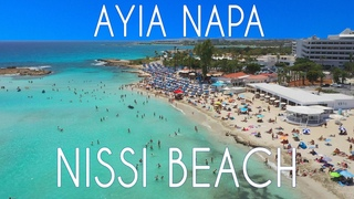 All Ayia Napa Beaches | Drone Review | Cyprus