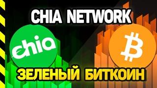 CHIA NETWORK (XCH) - ЭТО НОВЫЙ БИТКОИН?