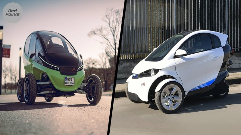 8 Cool Personal Transportation Inventions 2020