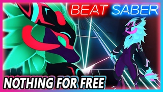 Wickerbeast in Beat Saber!   Pendulum - Nothing For Free Full Body Tracking Expert +