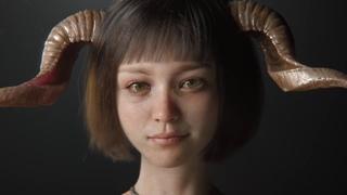 Photorealistic animation & rendering with Polywink Blendshapes by Hirokazu Yokohara