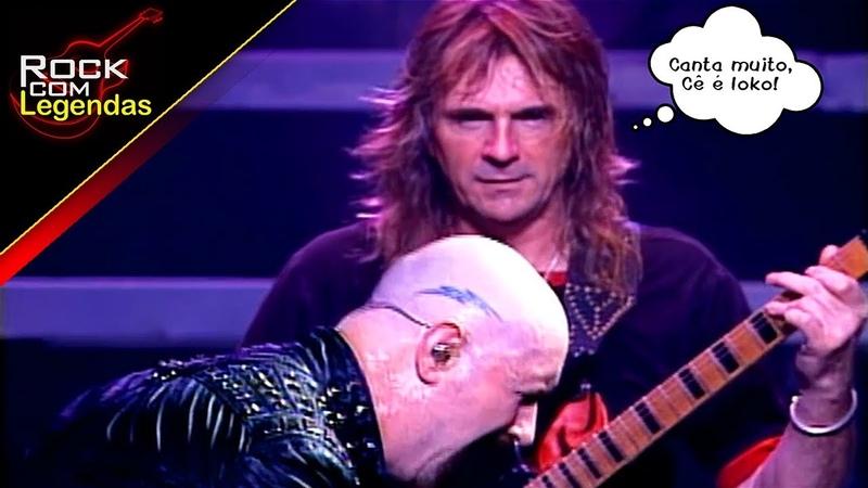 Judas Priest Beyond the Realms of Death Ative as LEGENDAS