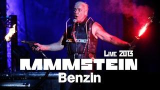Rammstein - Benzin (Live 2013, multicam by Mihaeli A)