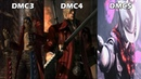 Devil May Cry 5 - Evolution of Dantes Weapons DMC3-DMC5 All Dante New Weapons 2005- 2019