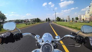 Знакомство с моим Harley-Davidson Road King