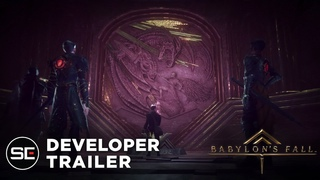BABYLON'S FALL | Developer Interview – short version –