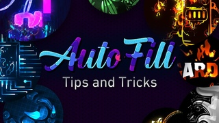AutoFill Tips and Tricks | After Effects Tutorial