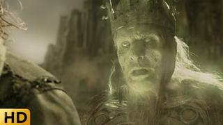 Мертвые защищают Минас Тирит. Властелин колец: Возвращение короля.