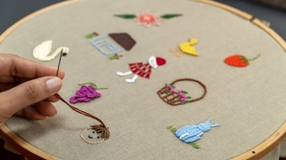 10 Cute Ideas for Baby Clothes: Beginners Guide to Embroidery