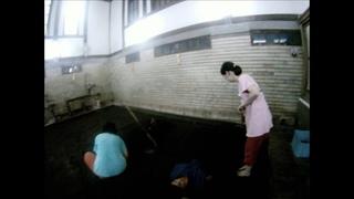 Япония. Песчанные бани в Беппу