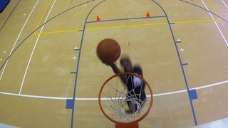How to Do a Finger Roll | Basketball Moves