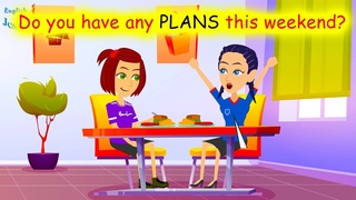 Do you have any plans this weekend? English Conversation Lesson #EnglishJessica