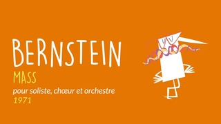 Bernstein, Mass, 1971 (extrait)