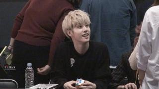 [FANCAM] 151023 Cheongryangri fan sign event (#Mark x cube)