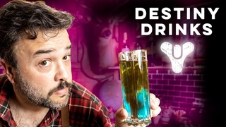 Drinks from Destiny   How to Drink