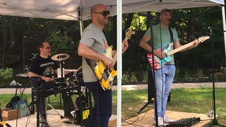 Here, There And Everywhere - Namek Band @ Cleveland Cultural Gardens (Beatles Revolver Cover) 4K HD