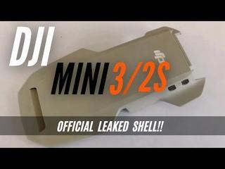 DJI Mini 3/2S - Official & Legit Leaked Photo!!