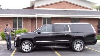 Обзор Cadillac Escalade за $100 000
