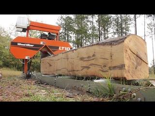 Самая Удивительная Деревообрабатывающая Техника