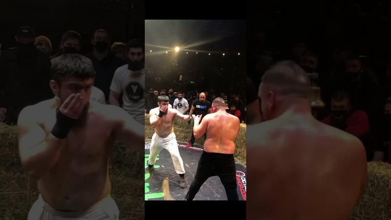 Top Dog Скобенко vs Вагабов спорный скандальный бой не вошедший в эфир Лусан в углу у Отличника