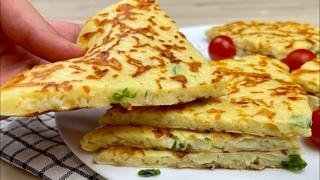 Tarte au fromage petit déjeuner savoureux facile et rapide vous le ferez tous les jours #110