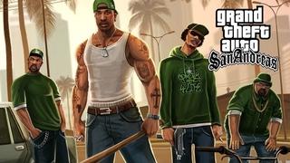 Ice Cube, Snoop Dogg, 2Pac - GTA San Andreas (2019 Grand Theft Auto Music Video)
