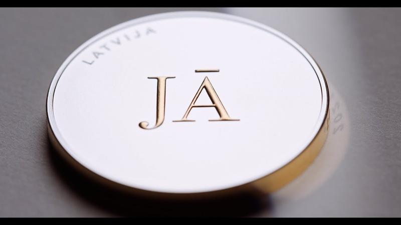 Kolekcijas monēta JĀ vai JĀ
