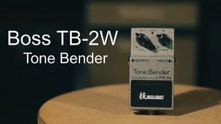 Первый обзор из России ⚪ Boss TB-2W Tone Bender ⚪ The Yardbirds, Led Zeppelin, Dinosaur Jr.