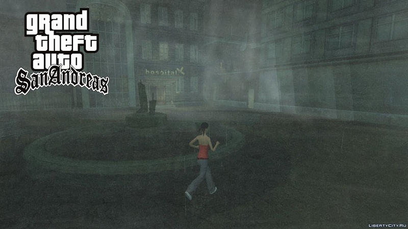 Обзор модов GTA SA 736 You Are Here Неофициальная и улучшенная версия