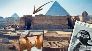Тайны Египта: Мегалитические постройки возле Сфинкса