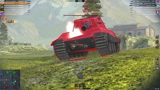 Т57 Heavy ⭓ Аптечная точность, начальный НАСОС ⭓ World of Tanks Blitz