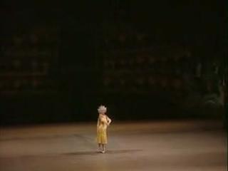 Ольга Ченчикова - Русский танец из Лебединого озера