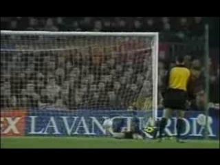 Самый неожиданный и красивый гол в истории футбола всех времен