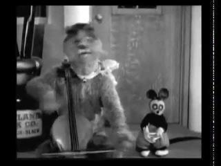 Психоделика 1914 год Микки Маус