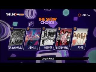 [HD]150609 The show  1위 SHINee  (샤이니)