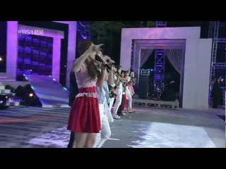 [PERF] Sistar & Infinite - Let's Go  [20/09/2010]