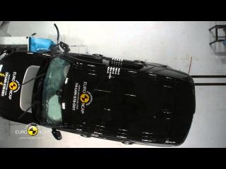 Euro NCAP Crash Test of Land Rover Discovery Sport 2014