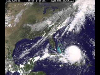 Ураган «Хоакин»