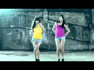 SEXY KOREAN MUSIC VIDEO: SISTAR19 - MA BOY