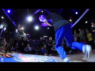 xNVR9xHip-Hop PRO 1/8x Саркисян Дима vs Тим Шанидзе