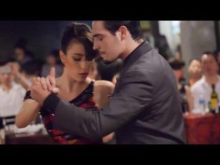 Juan Malizia y Manuela Rossi #1 @ El Tango Seoul, 8th May 2016, Milonga Patio
