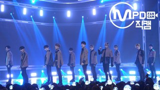 180405 Выступление Wanna One на шоу M!Countdown