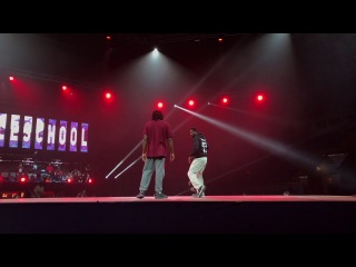 Final round! P-Dog vs Rochka Hip-Hop Series freestyle battle.  