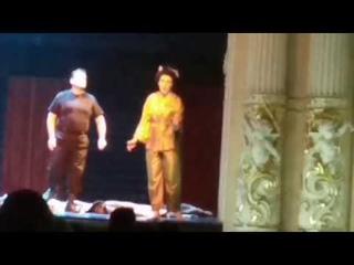 """Мадам Баттерфляй""  в Санктъ-Петербургъ опера. II часть."